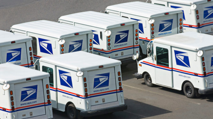 43e902a760 USPS could save  3.2 billion with Electric Mail Trucks (4K UHD ...